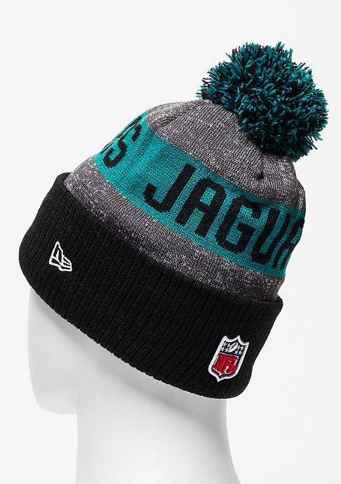 New Era Sideline Bobble Knit NFL Jacksonville Jaguars official