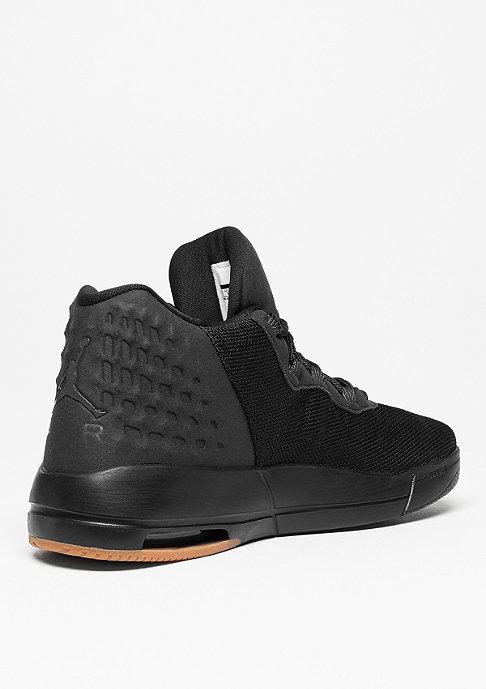 JORDAN Basketballschuh Jordan Academy black/anthracute/gum med brown