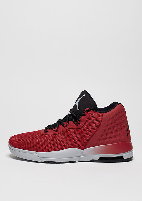 JORDAN Basketbalschoen Jordan Academy gym red/wolf grey/black