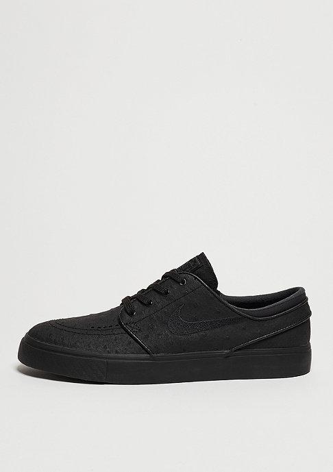 NIKE SB Air Zoom Stefan Janoski Leather black/black/anthracite