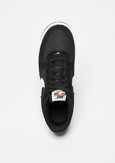 NIKE Schuh Air Force 1 (GS) black/white
