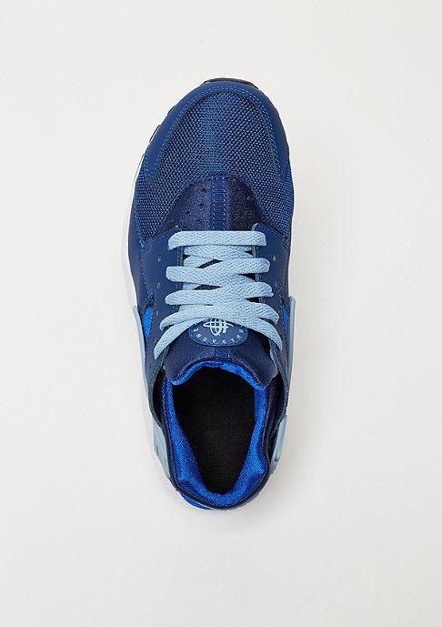 NIKE Laufschuh Air Huarache Run (GS) coastal blue/coastal blue/hyper cobalt