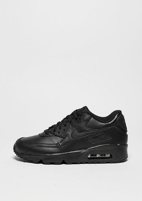 Air Max 90 Leather blackblack