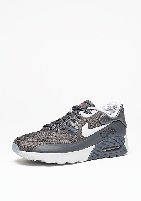 NIKE Schuh Air Max 90 Ultra SE anthracite/wolf grey/gym red
