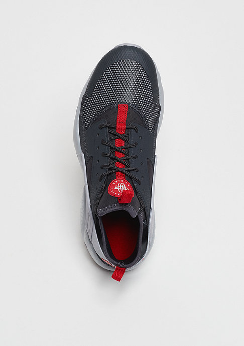 NIKE Air Huarache Run Ultra anthracite/wolf grey/gym red
