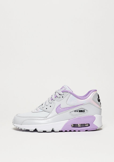 NIKE Air Max 90 SE Leather pure platinum/urban lilac/anthracite