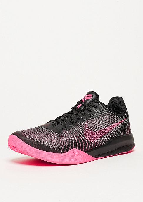 NIKE Kobe Bryant Mentality 2 black/pink blast/wolf grey