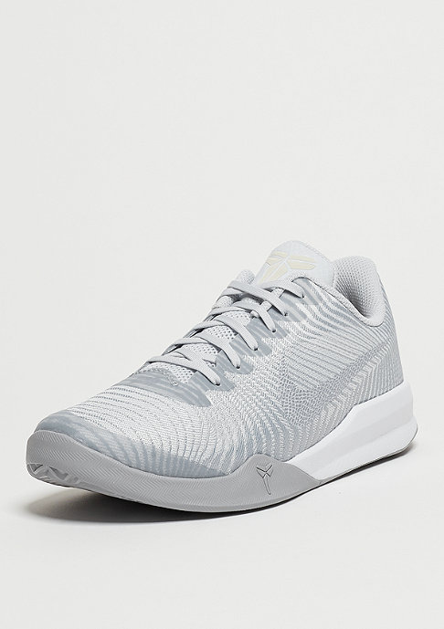 NIKE Basketballschuh Kobe Bryant Mentality 2 white/wolf grey/pure platinum