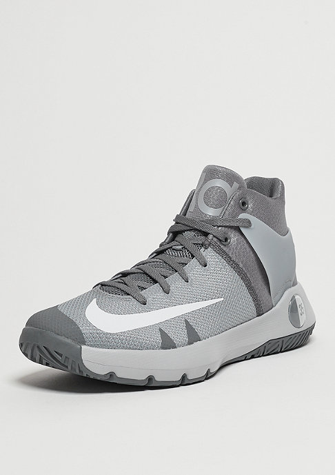 NIKE KD Trey 5 IV wolf grey/white/cool grey