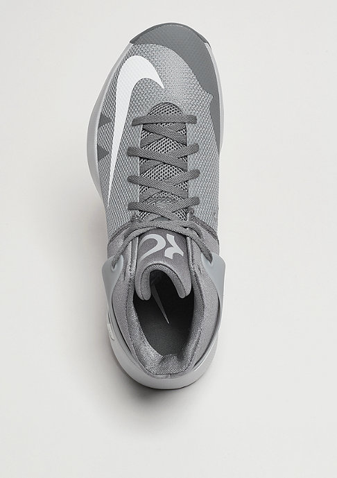 NIKE Basketballschuh KD Trey 5 IV wolf grey/white/cool grey