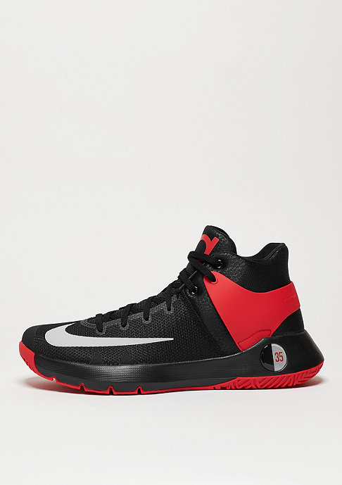 NIKE KD Trey 5 IV university red/wolf grey/black