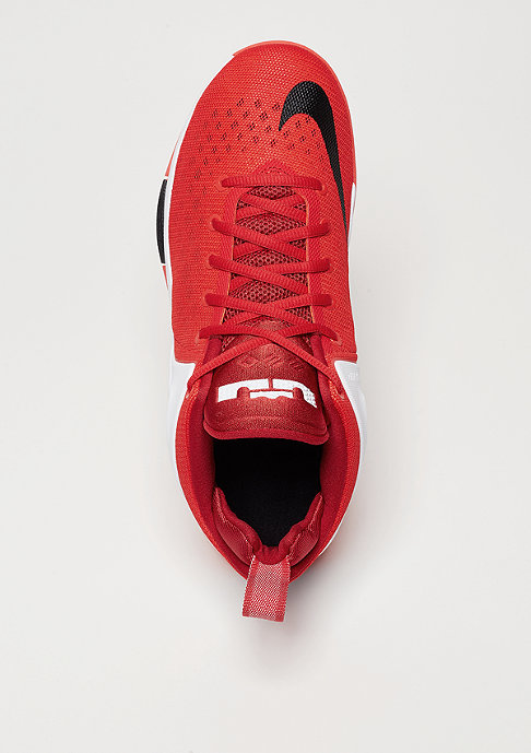 NIKE Zoom Witness university red/black/white