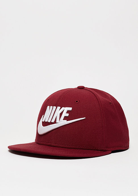 NIKE Snapback-Cap Limitless True team red/ream red/team red/white