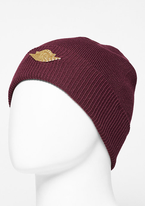 JORDAN Beanie Jumpman night maroon
