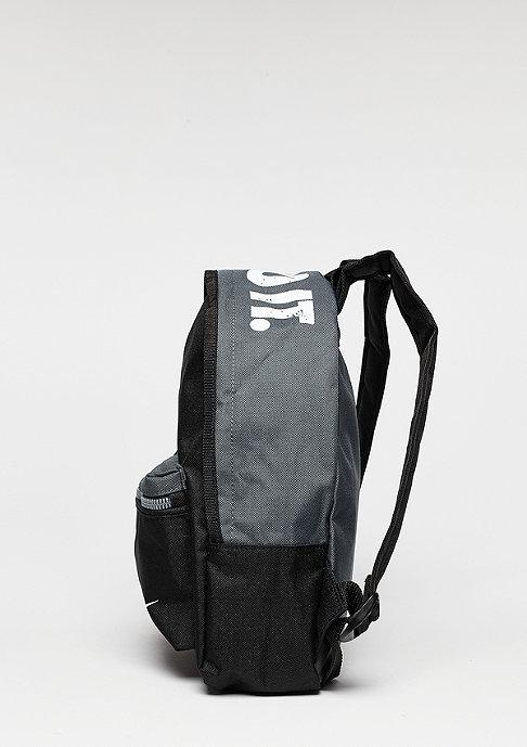 NIKE Rucksack Classic black/dark grey/white