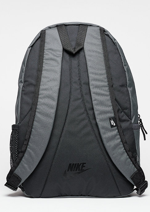 NIKE Rucksack Classic North dark grey/dark grey/black