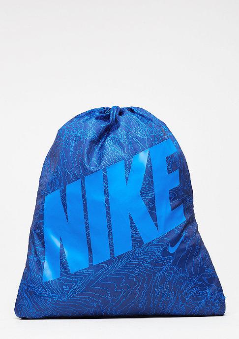 NIKE Graphic Gym Sack coastal blue/photo blue/photo blue