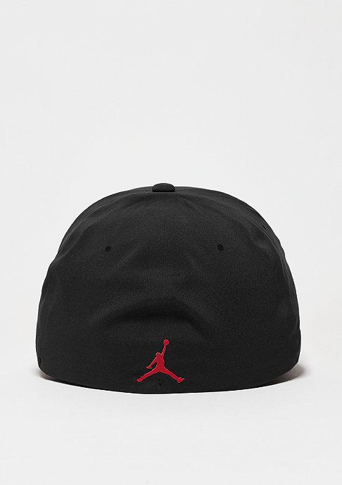 JORDAN Classic 99 Hat black/gym red