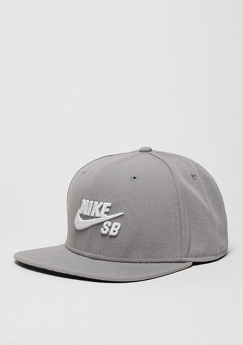 NIKE Snapback-Cap Icon dust/dust/black