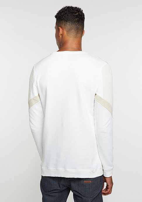 Black Kaviar Sweatshirt Keith Offwhite