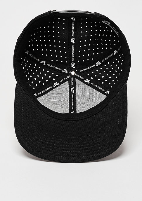 NIKE SB Trucker-Cap Reflect Perf black/black/reflect black
