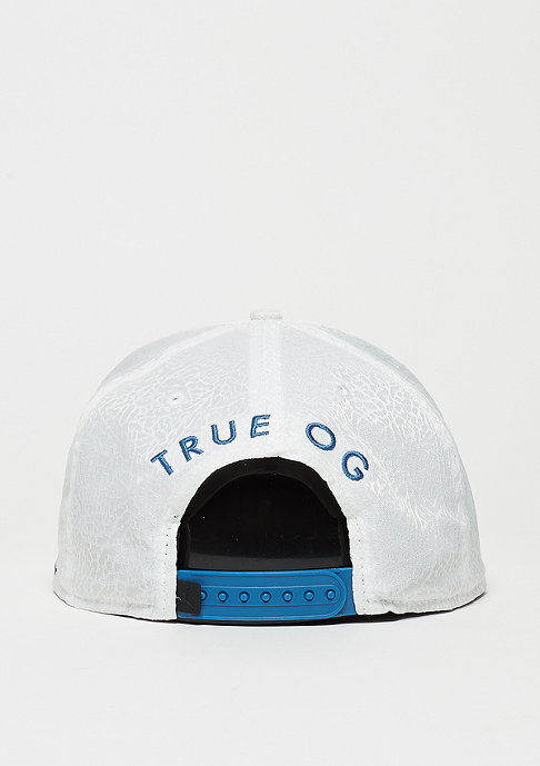 JORDAN 3 Retro Hat white/true blue