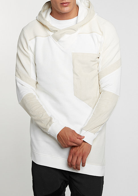 Black Kaviar Hooded-Sweatshirt Kruger Offwhite