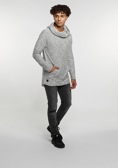 Black Kaviar BK Sweater Kroove Grey