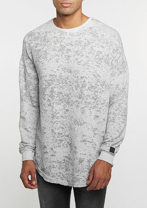Black Kaviar Sweatshirt Kenedi Grey