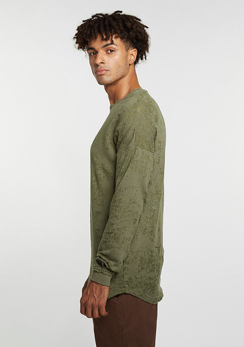 Black Kaviar BK Sweater Kenedi Kaki