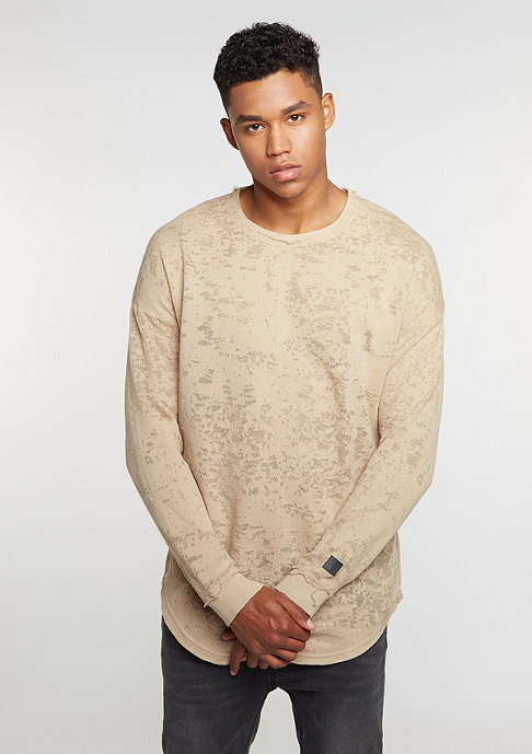 Black Kaviar BK Sweater Kenedi Sand