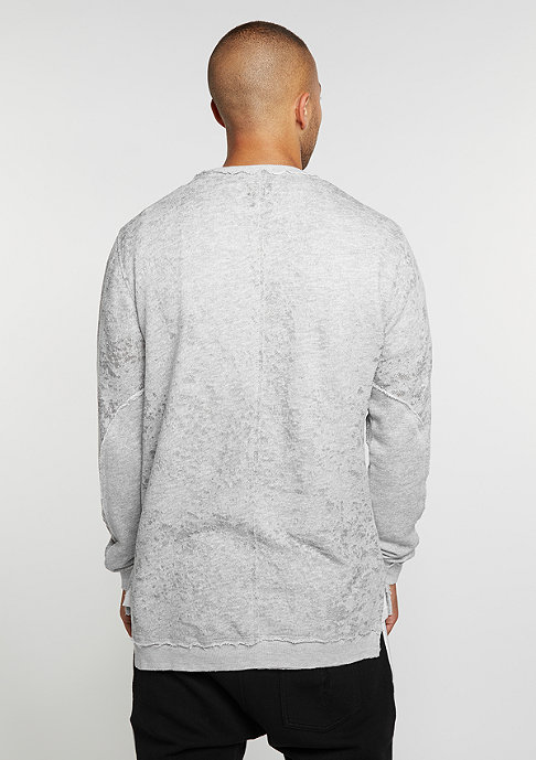 Black Kaviar Sweatshirt Knight Grey
