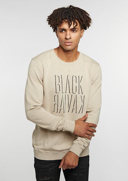 Black Kaviar Sweatshirt Kalti Fauve