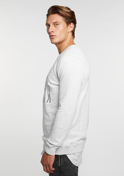 Black Kaviar BK Sweater Kalti Grey