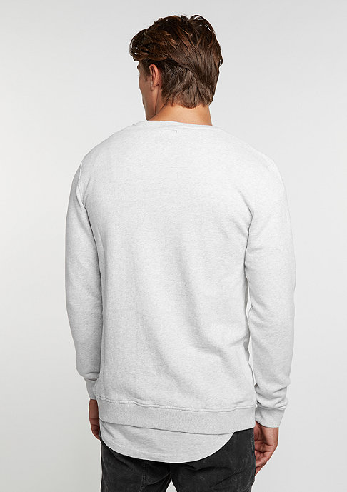 Black Kaviar Sweatshirt Kalti Grey