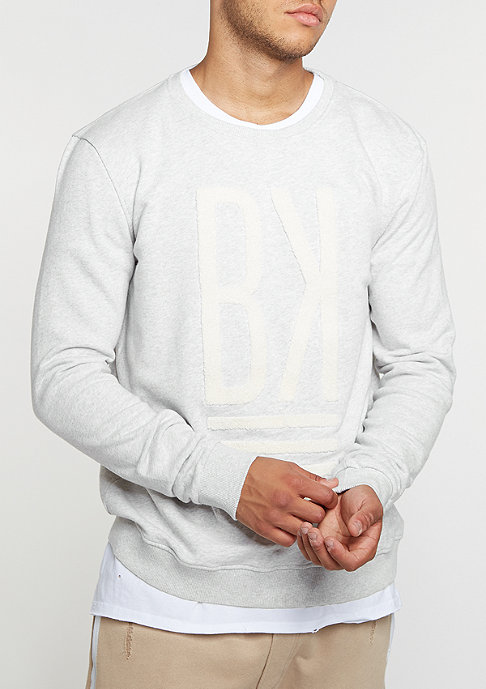Black Kaviar BK Sweater Kiss Grey