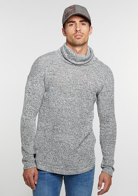 Black Kaviar Sweatshirt Kayce Grey