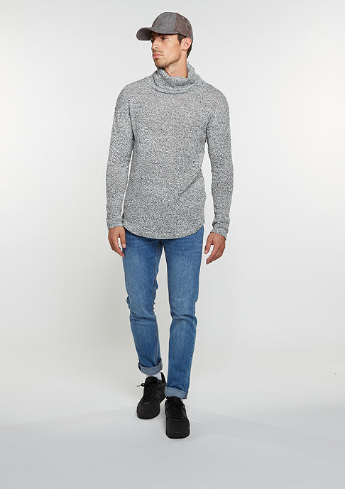 Black Kaviar BK Sweater Kayce Grey