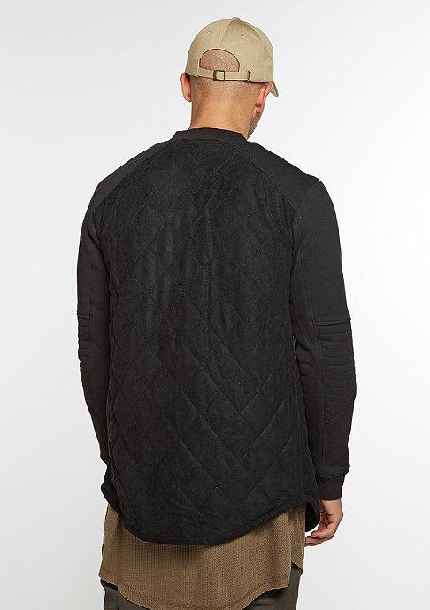 Black Kaviar BK Sweat Jacket Kopland Black
