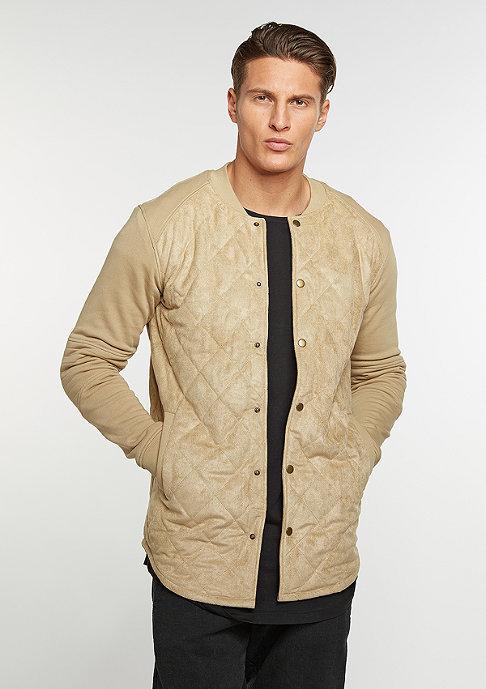 Black Kaviar BK Sweat Jacket Kopland Camel