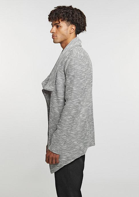 Black Kaviar BK Sweat Jacket Kolleen Grey