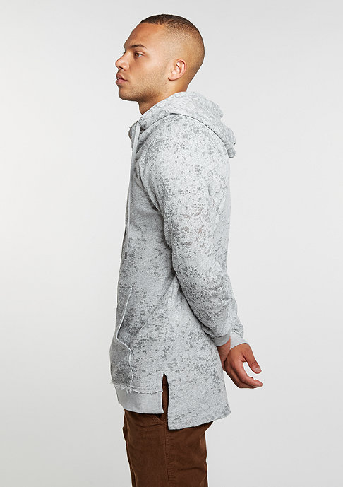 Black Kaviar BK Sweat Jacket Kloser Grey