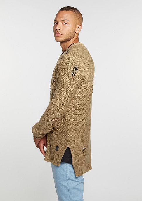 Black Kaviar Sweatshirt Karnaby Camel