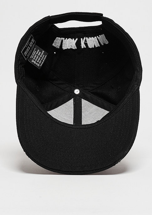 Black Kaviar Baseball-Cap Kaced Black