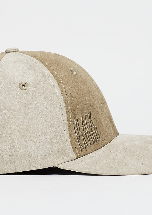 Black Kaviar Baseball-Cap Kabic beige