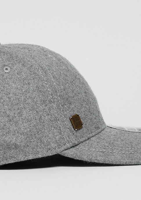 Black Kaviar Baseball-Cap Kaine grey