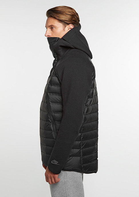 NIKE Tech Fleece Aeroloft black/black/black