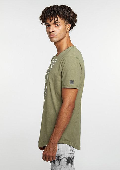 Black Kaviar T-Shirt Kripton Kaki
