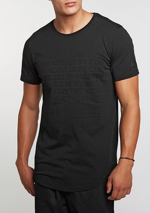 Black Kaviar T-Shirt Kalipso Black