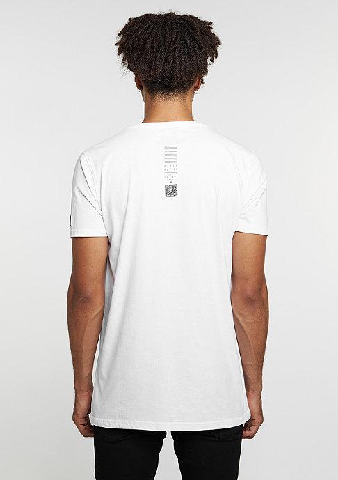 Black Kaviar T-Shirt Kronos White